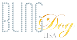 Bling Dog USA Logo