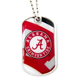 Aminco International CCP-DT-907-11 Dynamic Dog Tag - Alabama