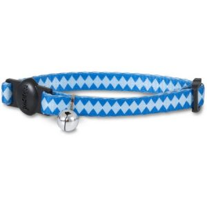 "Aspen Pet Breakaway Fashion Cat Collar, 3/8"" x 8-12"""