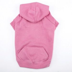 Casual Canine Basic Hoodie Xs Pnk