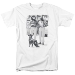 Cheech & Chong Cheech Chong Dog Mens Short Sleeve Shirt
