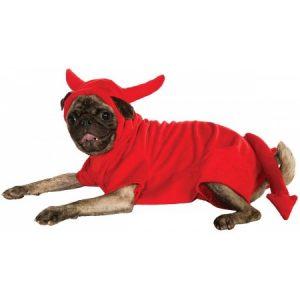 Devil Dawg Pet Pet Costume - X-Large