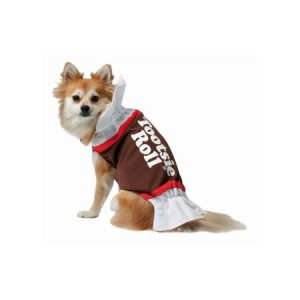 Dog Tootsie Roll Costume Rasta Imposta 4003