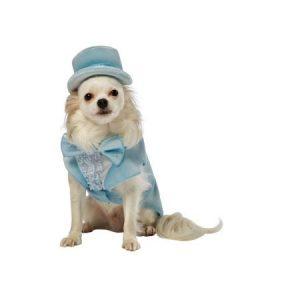 Dumb and Dumber Harry Dunne Tuxedo Dog Costume by Rasta Imposta 4925