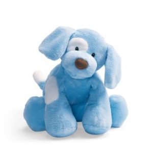 Gund Spunky Dog Baby Stuffed Animal, 10 inches