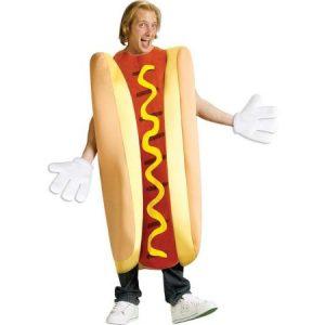 Hot Dog Adult Halloween Costume