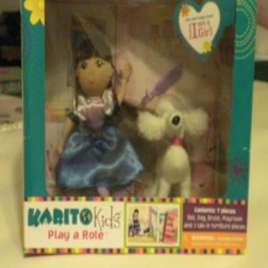 Karito Kids: Play a Role Doll and Dog