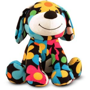 Melissa & Doug Bloomer Dog - Patterned Pal Stuffed Animal