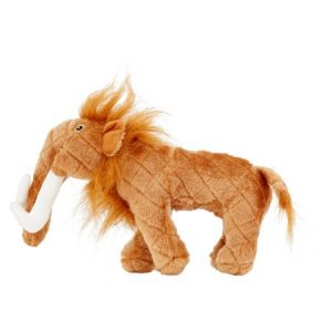 Mighty Arctic Wooly Mammoth Dog Toy