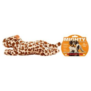 Mighty Leopard Dog Toy