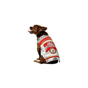 Old Milwaukee Beer Can Pet Dog Costume