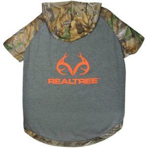 Realtree Camouflage Dog Hoodie