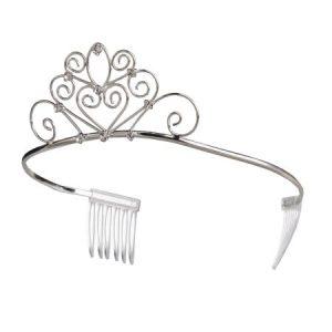 Silver Sweetheart Princess Tiara