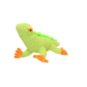 VIP Products Mighty Microfiber Lizard Dog Toy, Multicolor