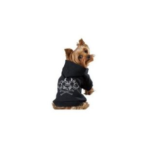 Zack and Zoey Crown Crossbone Hoodie