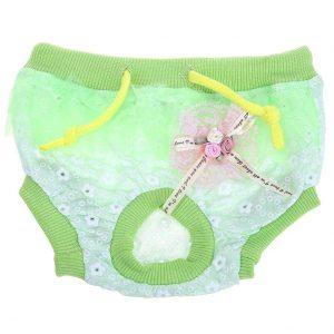 Female Dog Shorts Pet Physiologic Pants Puppy Shorts Menstruation Sanitary Diaper Pet Underwear For Small Meidium Girl Dogs