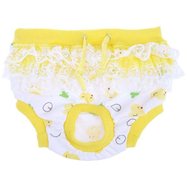 Female Dog Shorts Puppy Pet Physiologic Pants Menstruation Sanitary Diaper