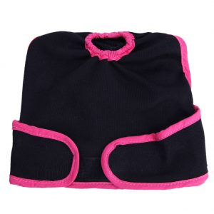 Large Female Dog Pants Sanitary Underwear Cute Hygienic Pant Short Cotton Pet Physiological Panties Briefs For Dogs S/M/L
