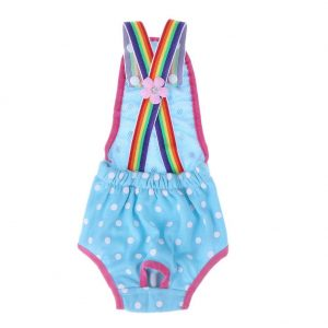 Pet Dog Strap Sanitary Underwear Puppy Physiological Short Pants Diaper