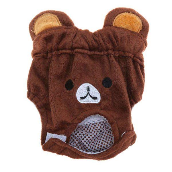 Cute Pet Puppy Diaper Sanitary Mesh Dog Shorts Hygiene Physiologica Pant