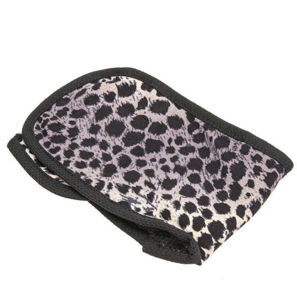 Dog Print Sanitary Pants Pet Cotton Physiological Diaper Shorts(LeopardS)