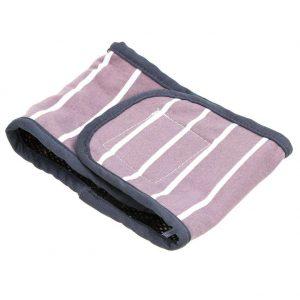 Dog Print Sanitary Pants Pet Cotton Physiological Diaper Shorts(Purple S)