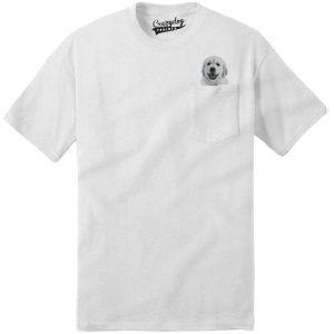 Pocket Puppy Dog T-Shirt